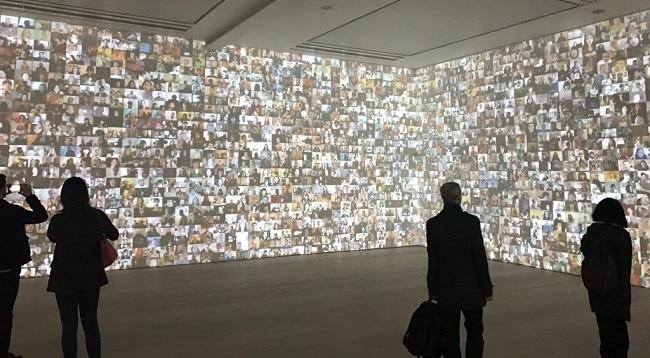 הגלריה החינמית הגדולה בעולם לאמנות מודרנית. גלריית סאצ׳י
