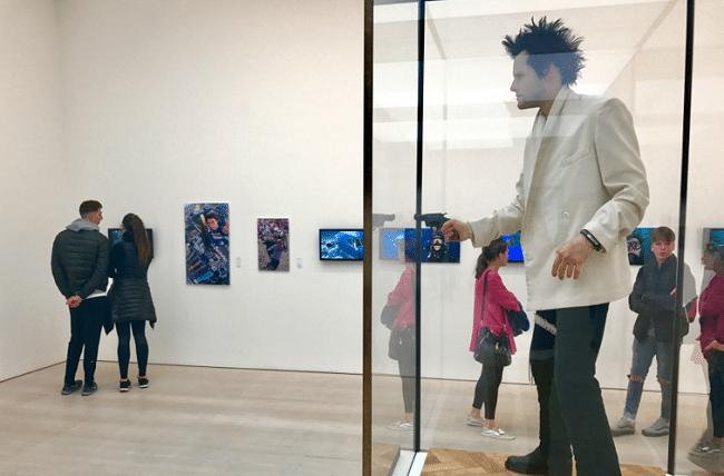 אין סוף תרבות, ורוב המוזיאונים והגלריות חינם אין כסף. גלריית סאצ׳י