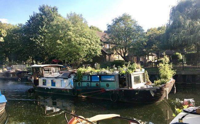 התעלות הבלתי נגמרות של מזרח לונדון