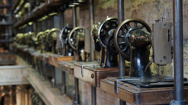 מוזיאון מכונות התפירה של לונדון