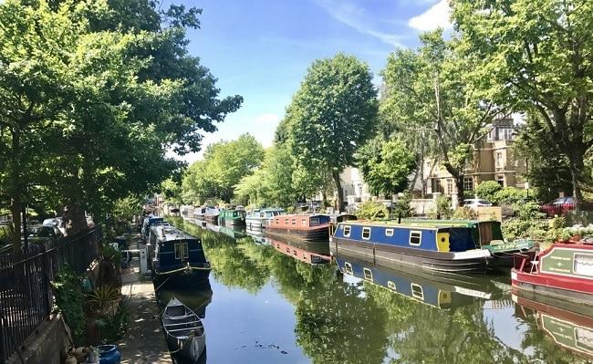 רגע, זו אמסטרדם או לונדון? - ונציה הקטנה