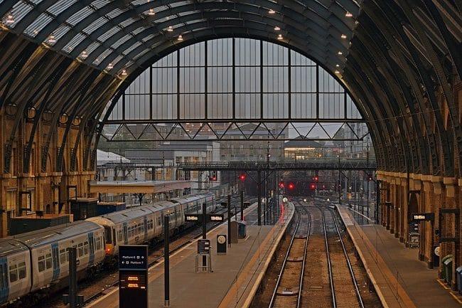 תחנת King's Cross, מתחנות הרכבת הגדולות בלונדון