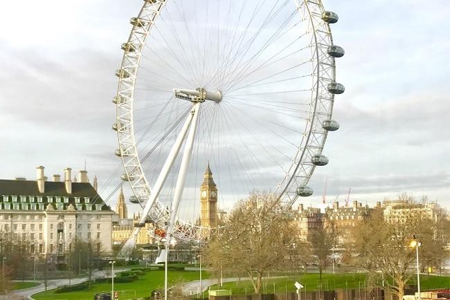 הגלגל הענק של לונדון