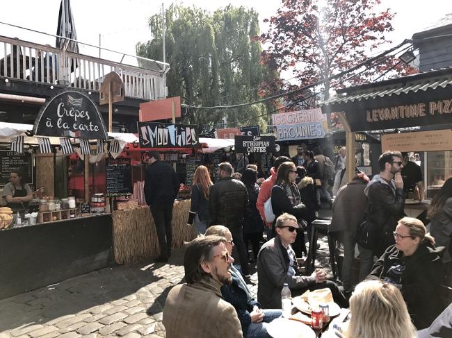 שוק האוכל של קמדן לוק