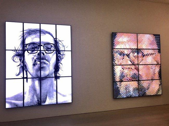 גלריית סאצ׳י – לחובבי אמנות מודרנית, ובחינם כמו הרבה מוזיאונים וגלריות בעיר