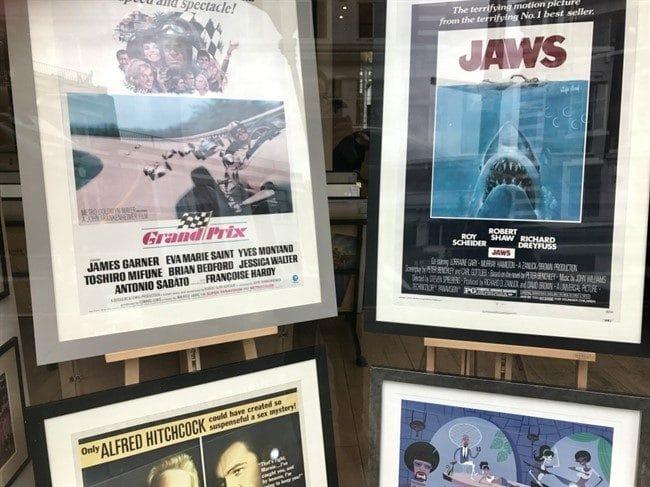 Limelight Movie Art – לחובבי הקולנוע