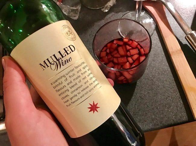 מחמם את הלב והנפש. Mulled Wine