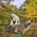 פארק קריסטל פאלאס בלונדון (הפארק עם הדינוזאורים)