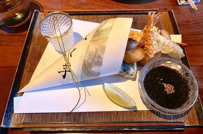 המנה היחידה שלא העיפה אותנו בכלל. ׳פיש אנד צ׳יפס׳ יפני