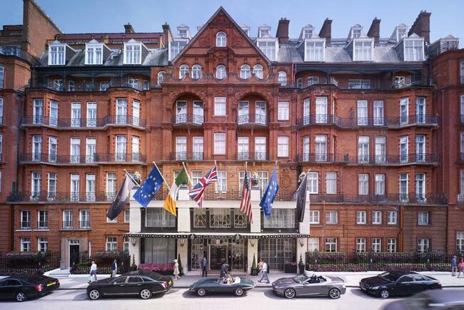 מלון Claridge's
