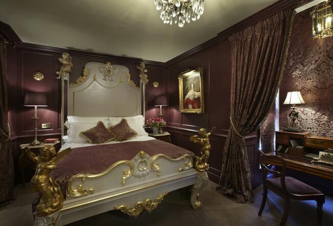 מלון Hazlitt's