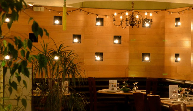 מסעדת Naturally Chinese