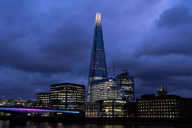 מגדל השארד בלונדון