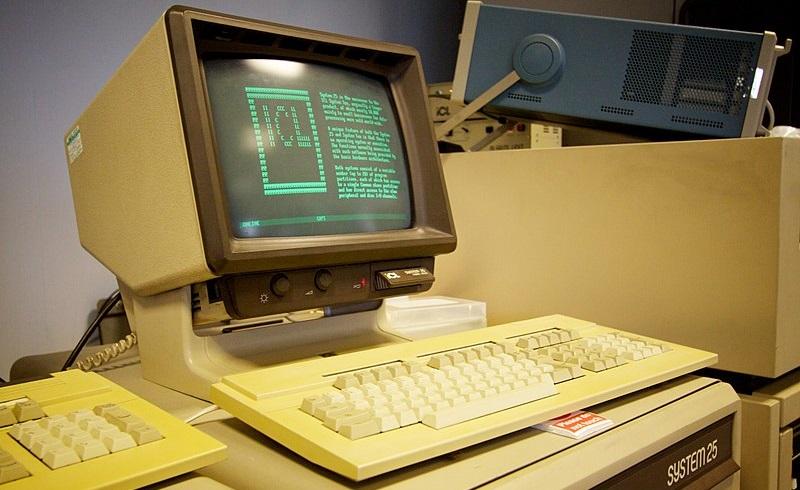 מערכת ICL 25 במוזיאון הלאומי למחשבים בלונדון