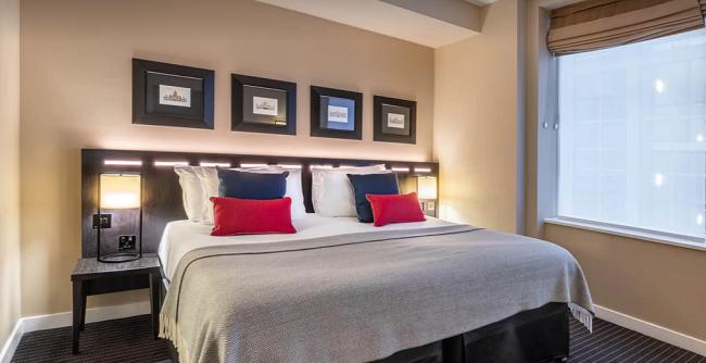 חדר במלון The Resident Victoria