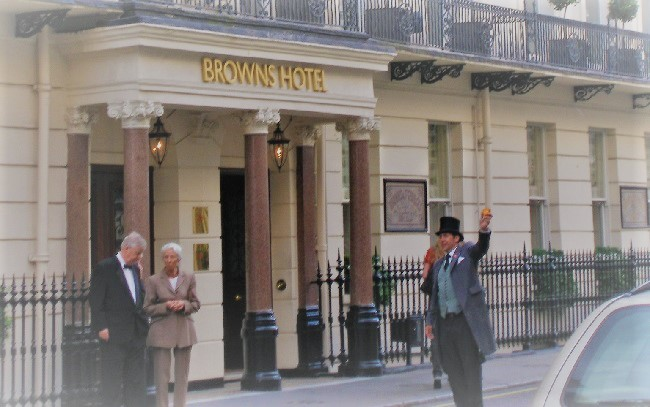 מלון Browns לונדון מייפייר