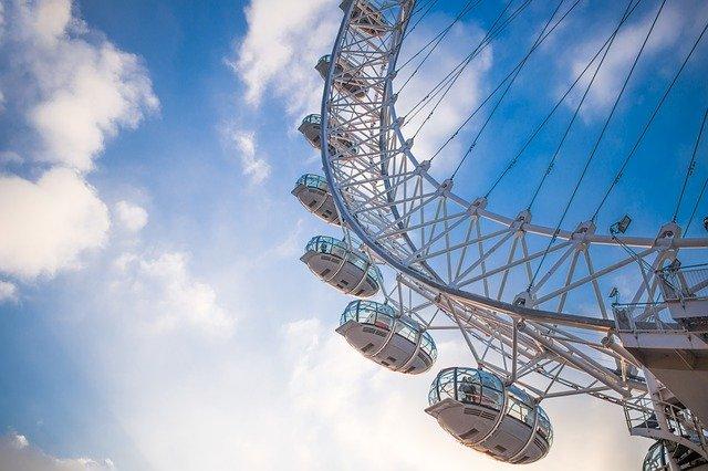 לונדון איי - הגלגל הענק