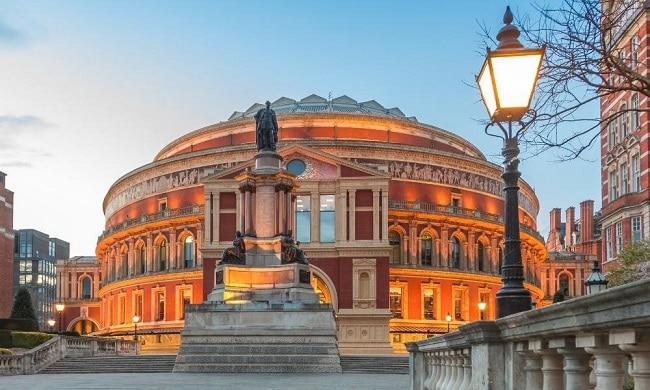 אולם המופעים רויאל אלברט הול – Royal Albert Hall
