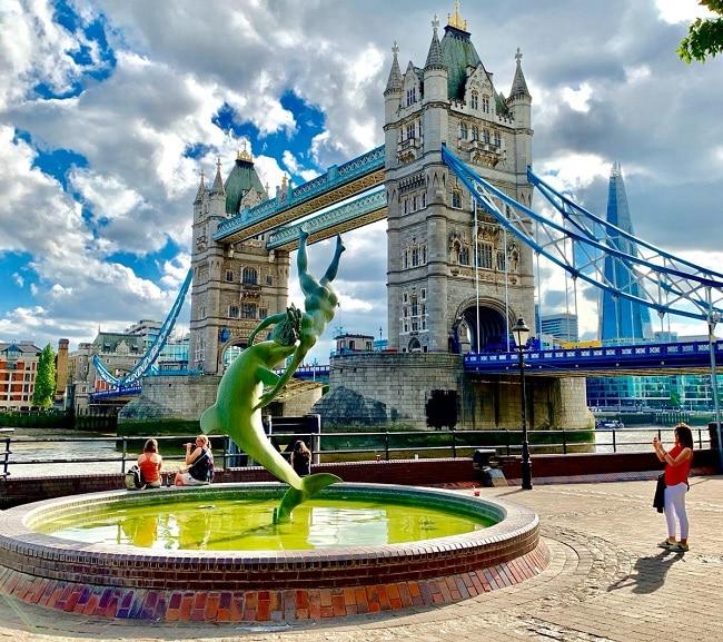 גשר המצודה - גשר מצודת לונדון