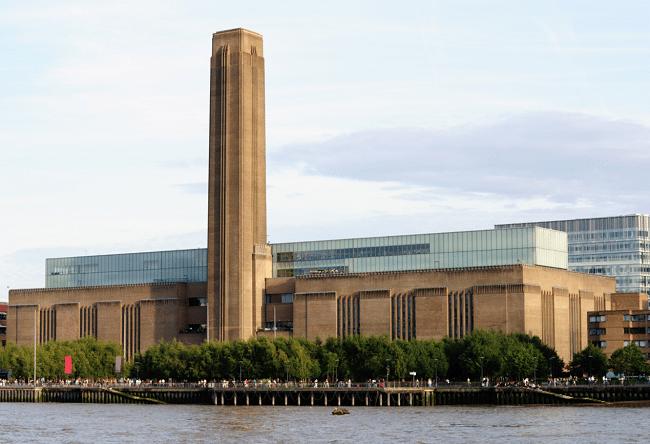 טייט מודרן – Tate Modern
