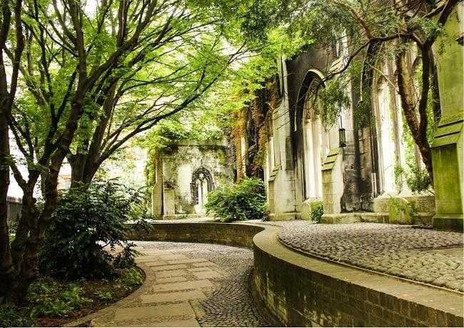 כנסיית סנט דנסטן שבמזרח – St Dunstan in-the-East