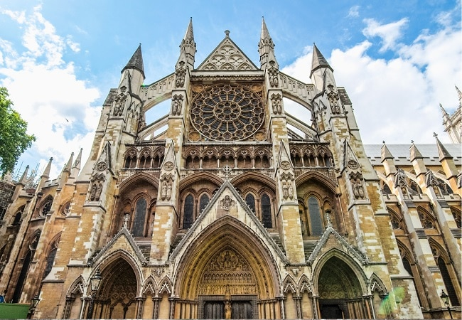 מנזר ווסמיניסטר אבי - Westminster Abbey