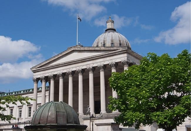 קמפוס אוניבסיטת קולג׳ לונדון – UCL Main Campus