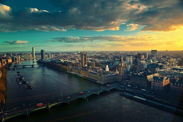 לונדון לעת ערב