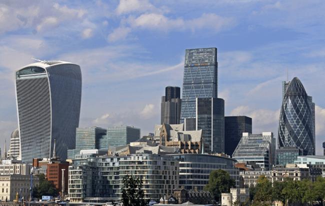 קו הרקיע של לונדון