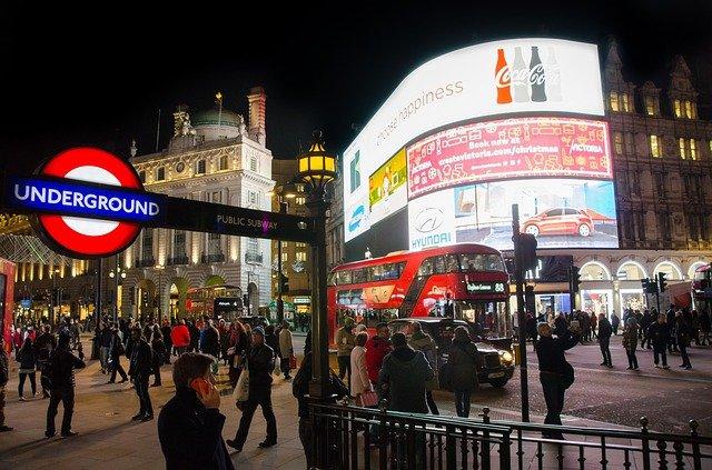 כיכר פיקדילי – הטיימס סקוור הבריטי Piccadilly Circus