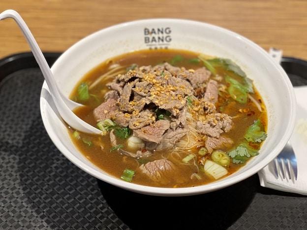 מרק בקר תאילנדי