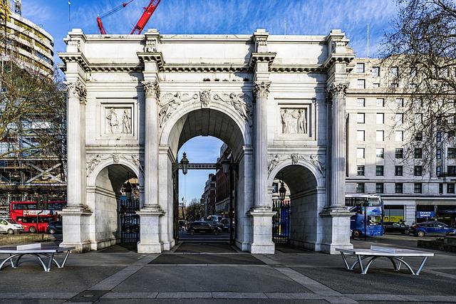 מארבל ארץ - Marble Arch בלונדון